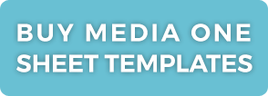 Buy Media One Sheet Templates
